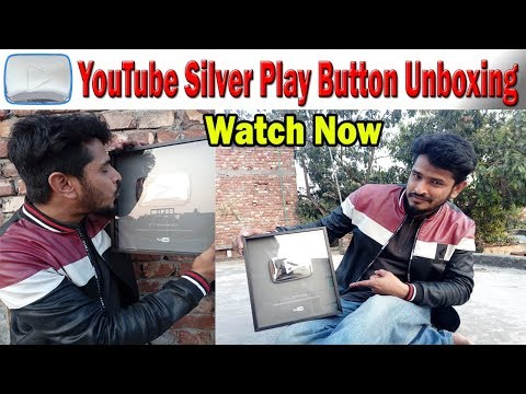 Unboxing The YouTube Silver Play Button of ICT Service BD