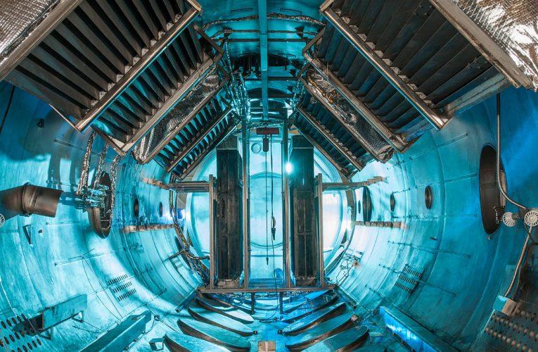 Vacuum Chamber 5 at NASA Glenn Research Center