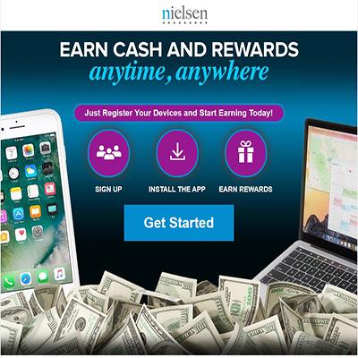 Earn Rewards for using the Internet! Start Earning Now!