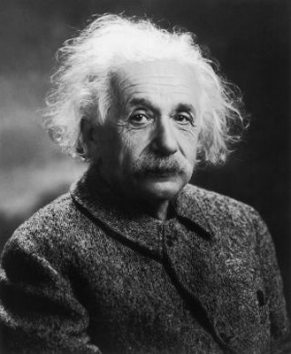 Albert Einstein's Birthday